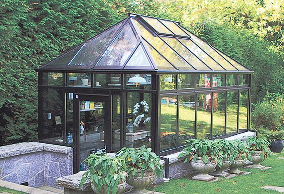 Vxthus och Orangerier Garden Greenhouse Hem